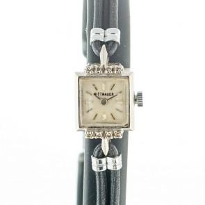 Fehérarany női Wittnauer óra gyémánt berakásokkal
