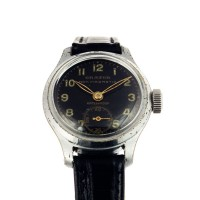 Orator with sub second dial